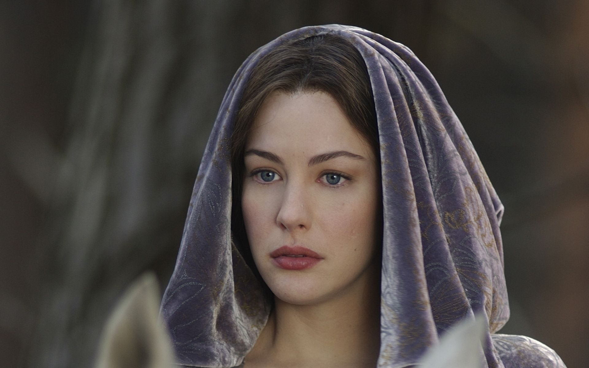 Liv Tyler Elf Princess Lord Of The