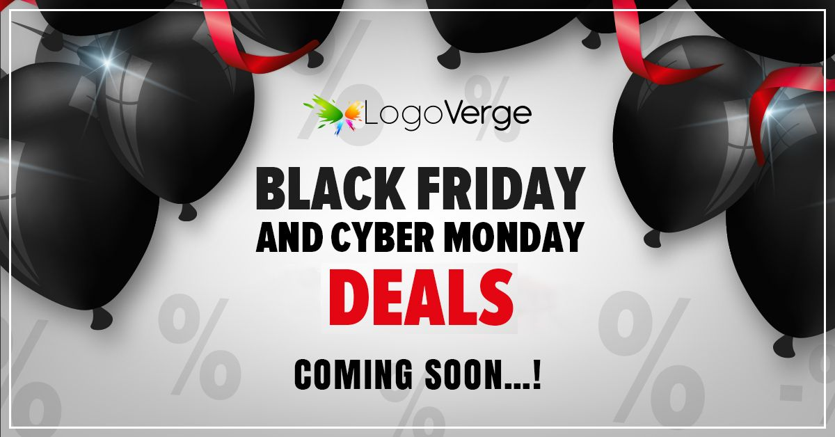 Stay Tuned For Our Black Friday Special Offers And Design Your Business Logo From Us Holidaysale Black Friday Special Black Friday Black Friday Computer
