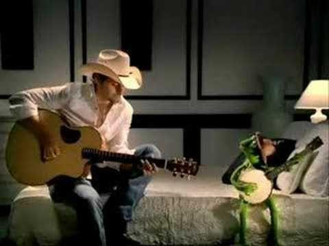 Brad Paisley And Kermit Videos I Like Brad Paisley Brad