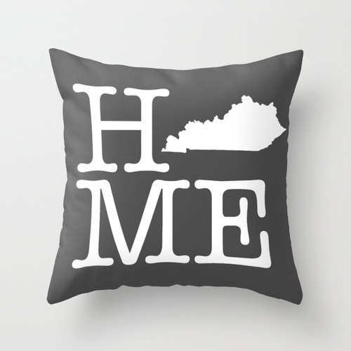 Pin By Holly Tucker On Home Sweet Home My Old Kentucky Home Inspired Homes Decorative Pillow Covers