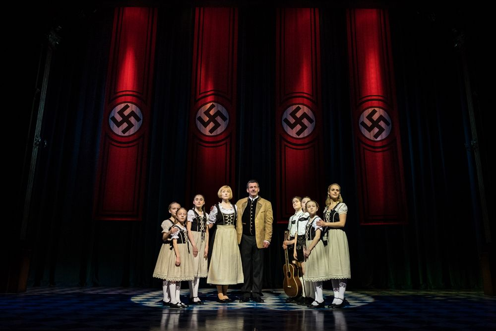 Image result for sound of music german soldiers | SOM costumes