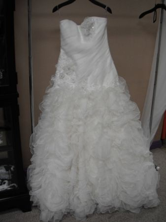 Maggie Sottero Clemence V7124, 50% off | Recycled Bride