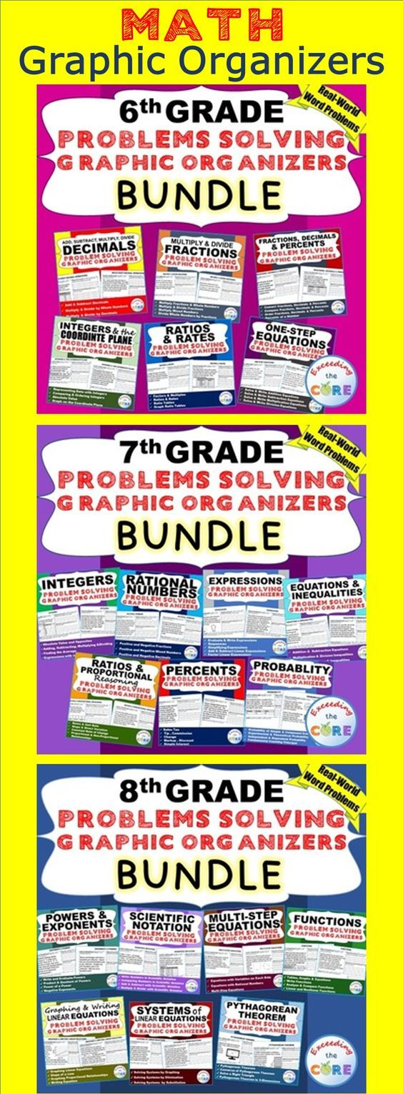 worksheet 8th Grade Math Word Problems 6th grade math 7th 8th real world word problems with