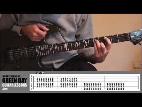 How To Play Wake Me Up When September Ends On Guitar By Green Day