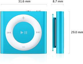 iPod shuffle - Buy iPod shuffle 2GB - Apple Store (Canada