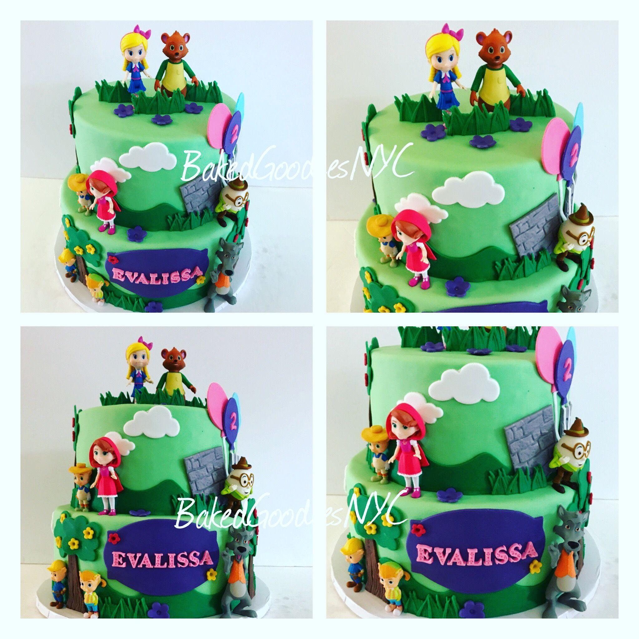 Goldie Bear Cake Bear Birthday Baby Birthday Cakes Birthday