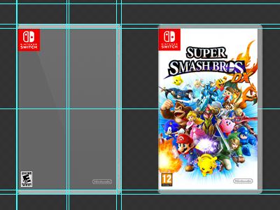Free Psd Nintendo Switch Game Box Generator Games Box Nintendo Switch Games Games