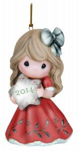 Precious Moments Company Dated 2014 Ornament (With images ...