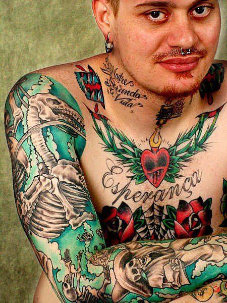 Tatuagem rocknroll na pele altavistaventures Gallery