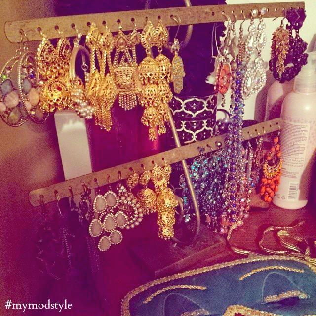 South Asian earrings
