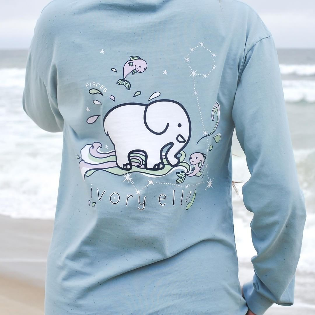 b5d81cc45 Ivory Ella Long Sleeve Shirts For Sale