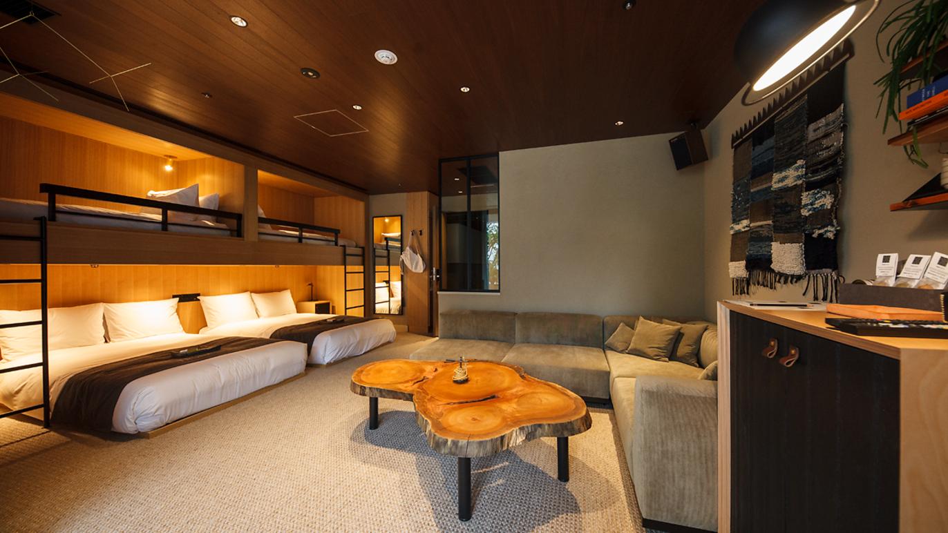 Trunk hotel shibuya tokyo design bedroom and interiors for Design hotel tokyo