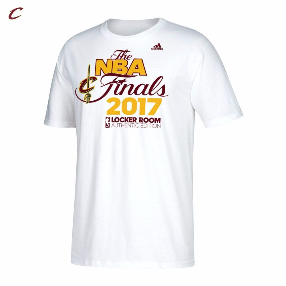 Cleveland Cavaliers adidas T-Shirt 2017 NBA Finals Eastern Champions Locker  Room  adidas  ClevelandCavaliers 16d89e92b
