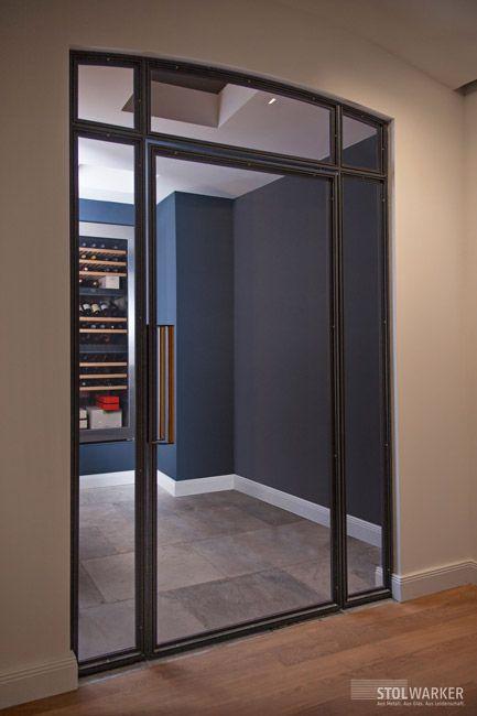 sthal glas t ren von stol warker stahl glas t ren in. Black Bedroom Furniture Sets. Home Design Ideas