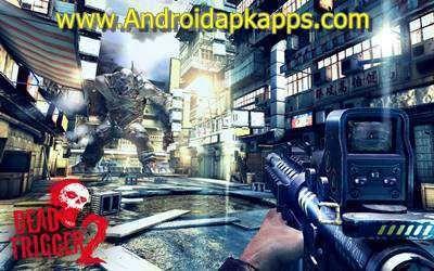 Download Dead Trigger 2 V0 09 9 Full Mod Apk Mega Hack Money