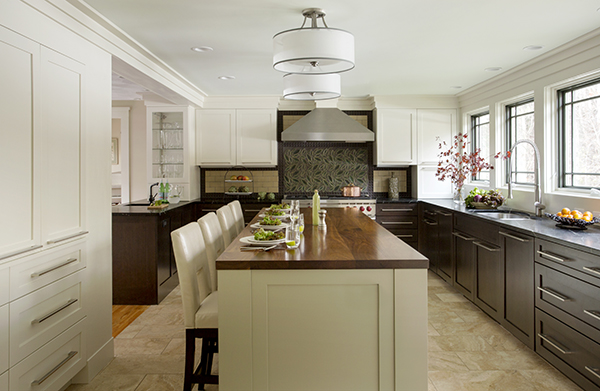 Captivating Custom Cabinetry