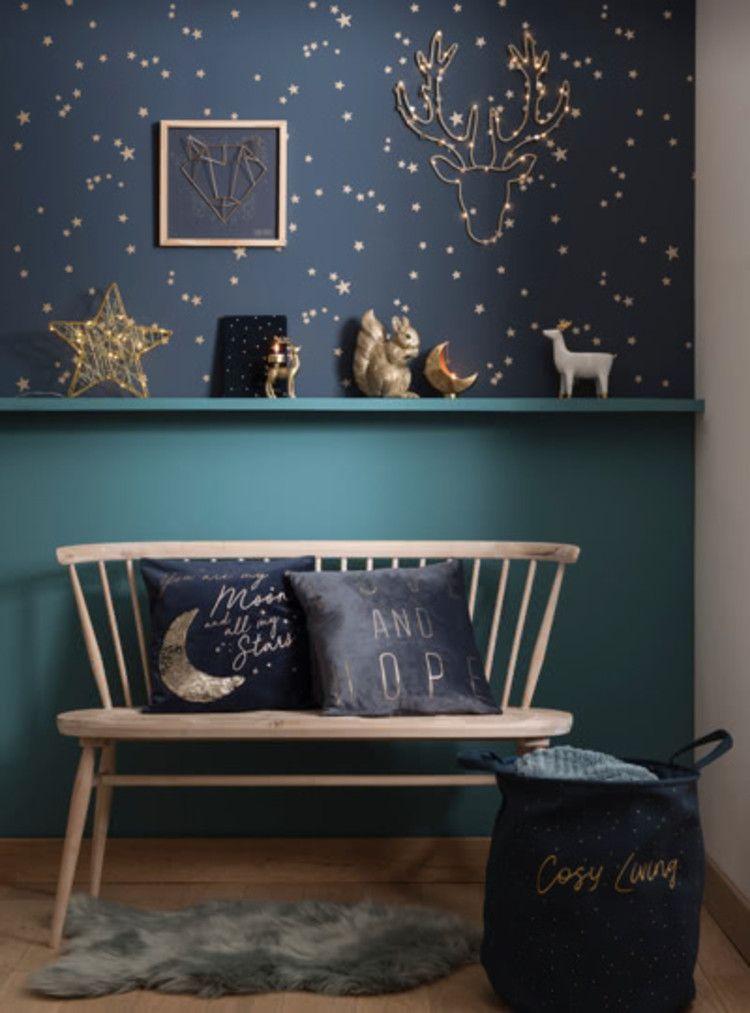 Dekotrend Weihnachten 2019.Deko Trend Cosy Blue Maisons Du Monde Maisons Du Monde Pretty