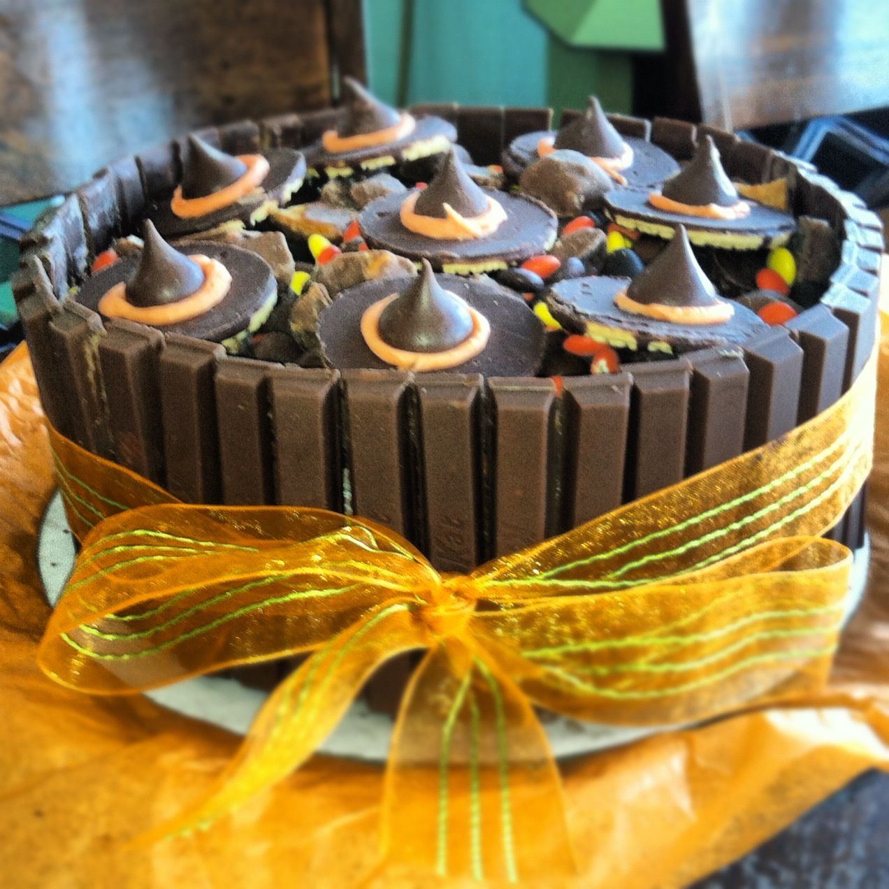 Kuchen Kitkat Miss Blueberrymuffin S Kitchen Aussen