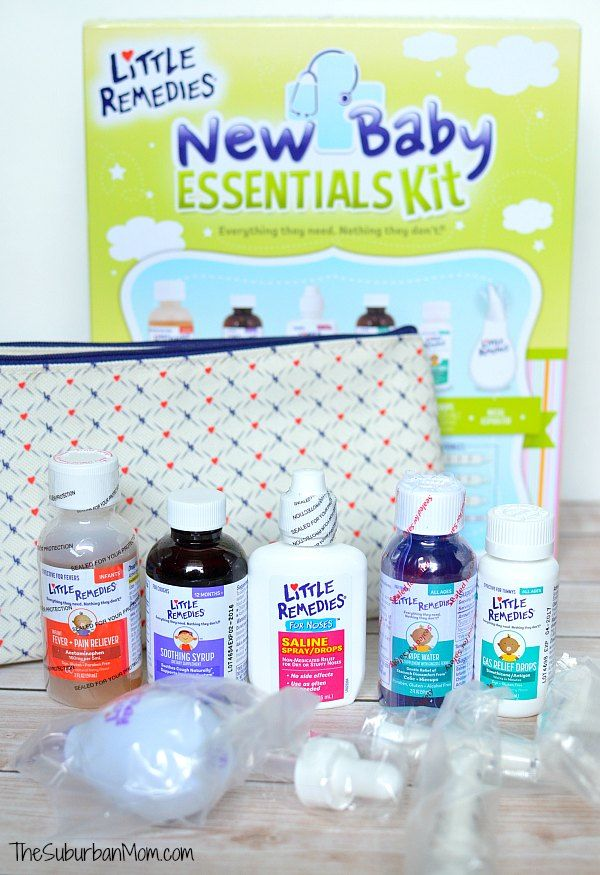 8 Essentials For A Well Stocked Baby Medicine Kit Seen