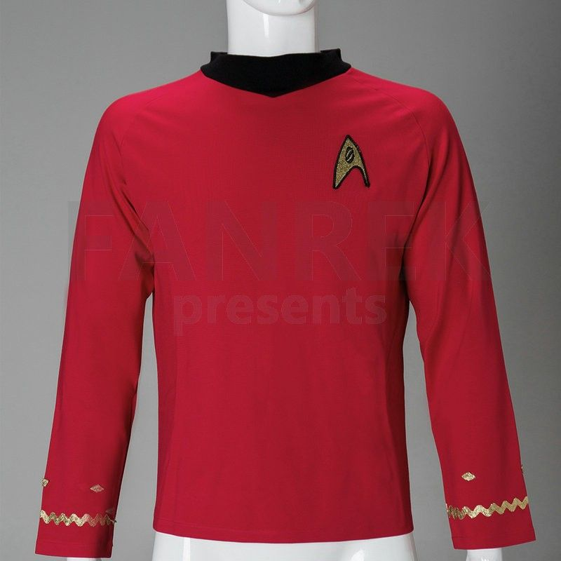 Star Trek  The Original Series Cosplay Scotty Halloween Costumes & Star Trek : The Original Series Cosplay Scotty Halloween Costumes ...