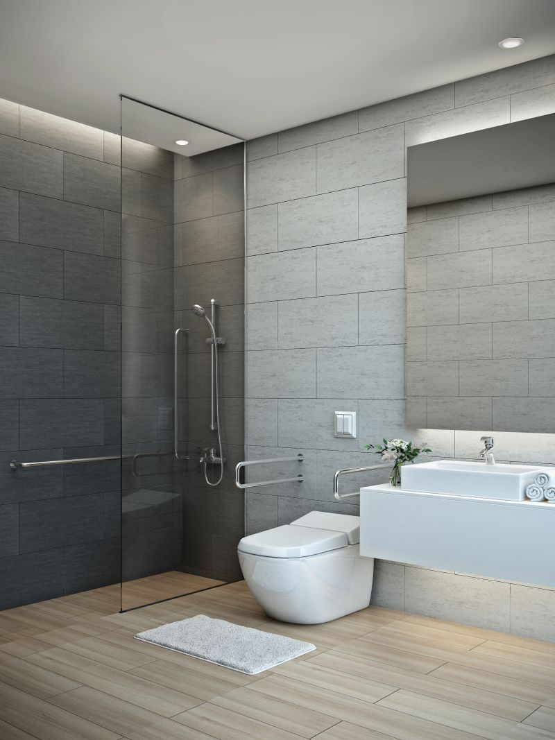 19+ Universal Design Boosts Bathroom Accessibility