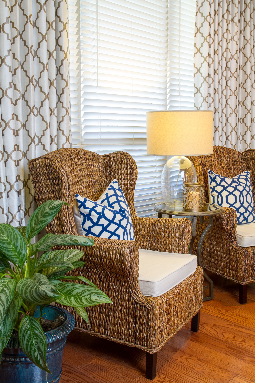Vibrant Living Room   Arianne Bellizaire Interiors