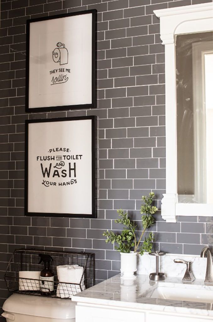 Transform Your Bathroom With Peel and Stick Tiles New apartment