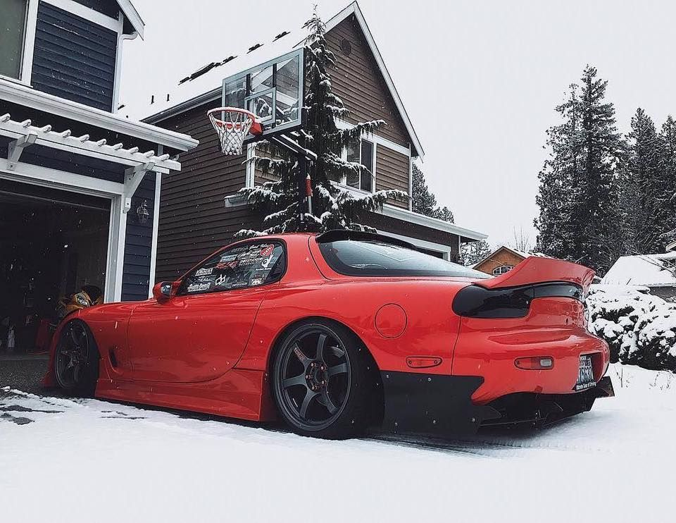 Mazda RX7 Photos serie 13 – Picture of Mazda RX7 : #MazdaRX7 #Mazda #RX7 #mazdaspeed #tuning #lifestyle #beautiful