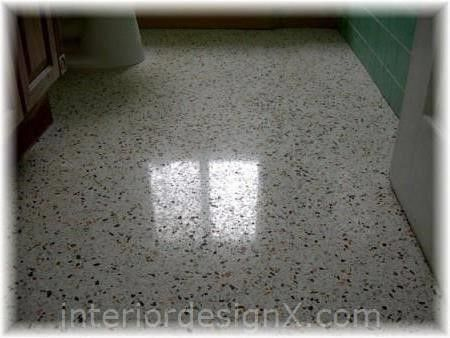 Lakeland Polishing Terrazzo Floors Household Terrazzo Flooring - How to clean and polish terrazzo floors