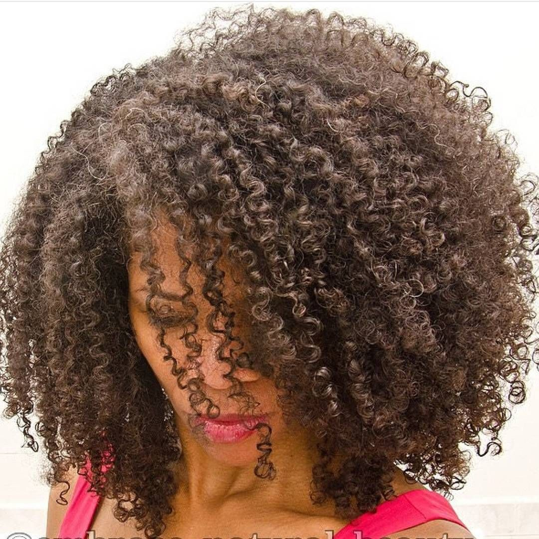 That time when embrace_natural_beauty did a wash and go