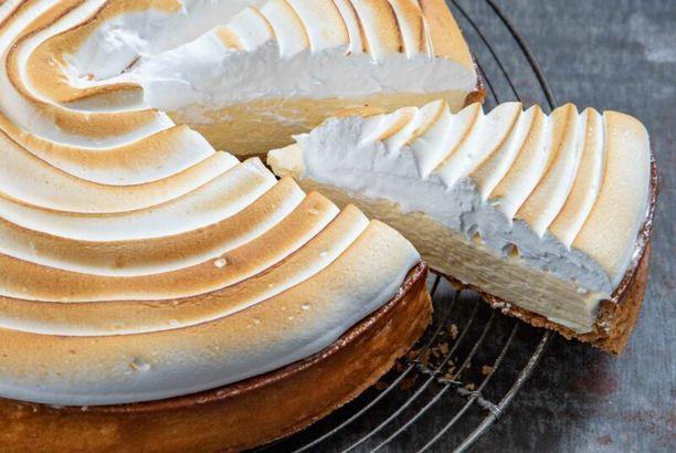 Citroen-limoen taart met meringue – recept (Rutger Bakt)