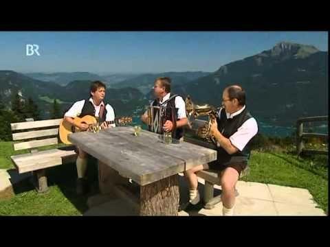 Laterndl-Trio Edelweiss