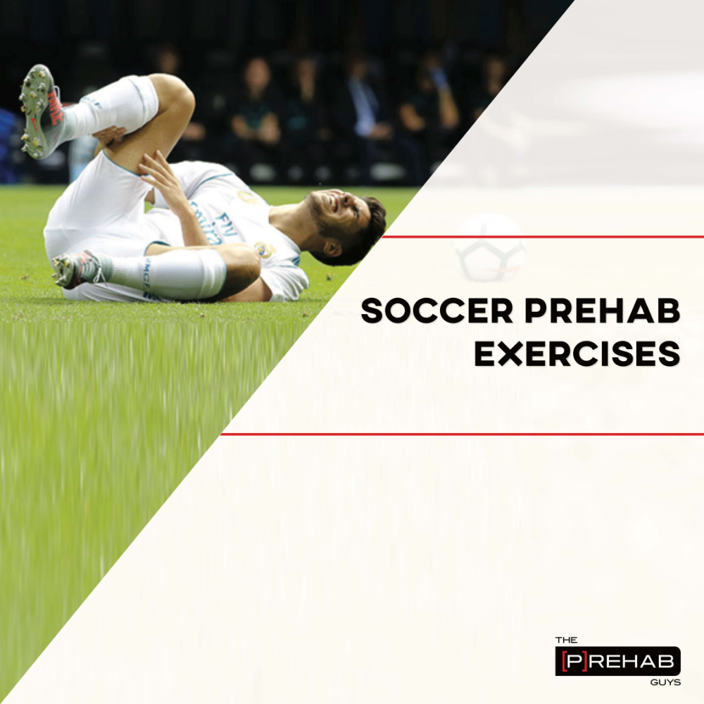 Soccer Prehab Exercises For The 3 Most Common Soccer Injuries Exercise Soccer