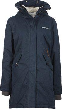 b5d27f9c04c999 Didriksons Greta W Parka blau | Didriksons 1913 | Parka, Nike jacket ...
