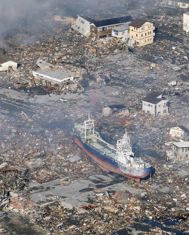 Japan 2011 Tsunami (15,828 deaths, 5,942 injured, 3,760 people missing) | History ...