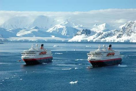 Day Cruise To Antarctica From Santiago Through The Straits Of - Antartica cruise ship