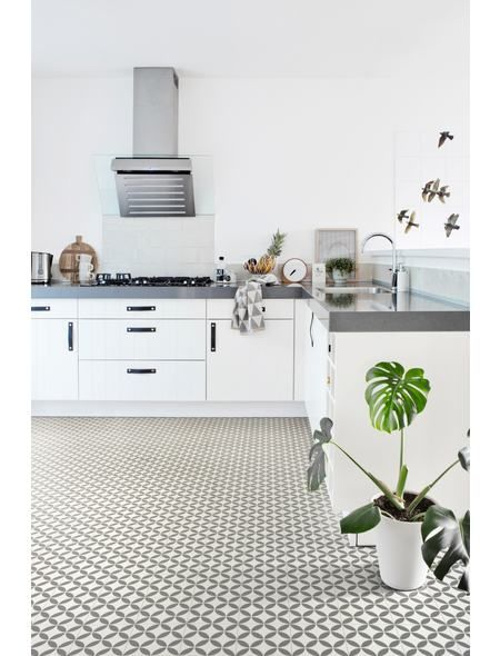 ANDIAMO ANDIAMO PVC-Boden »Trendy« - Meterware in 2 Breiten ...