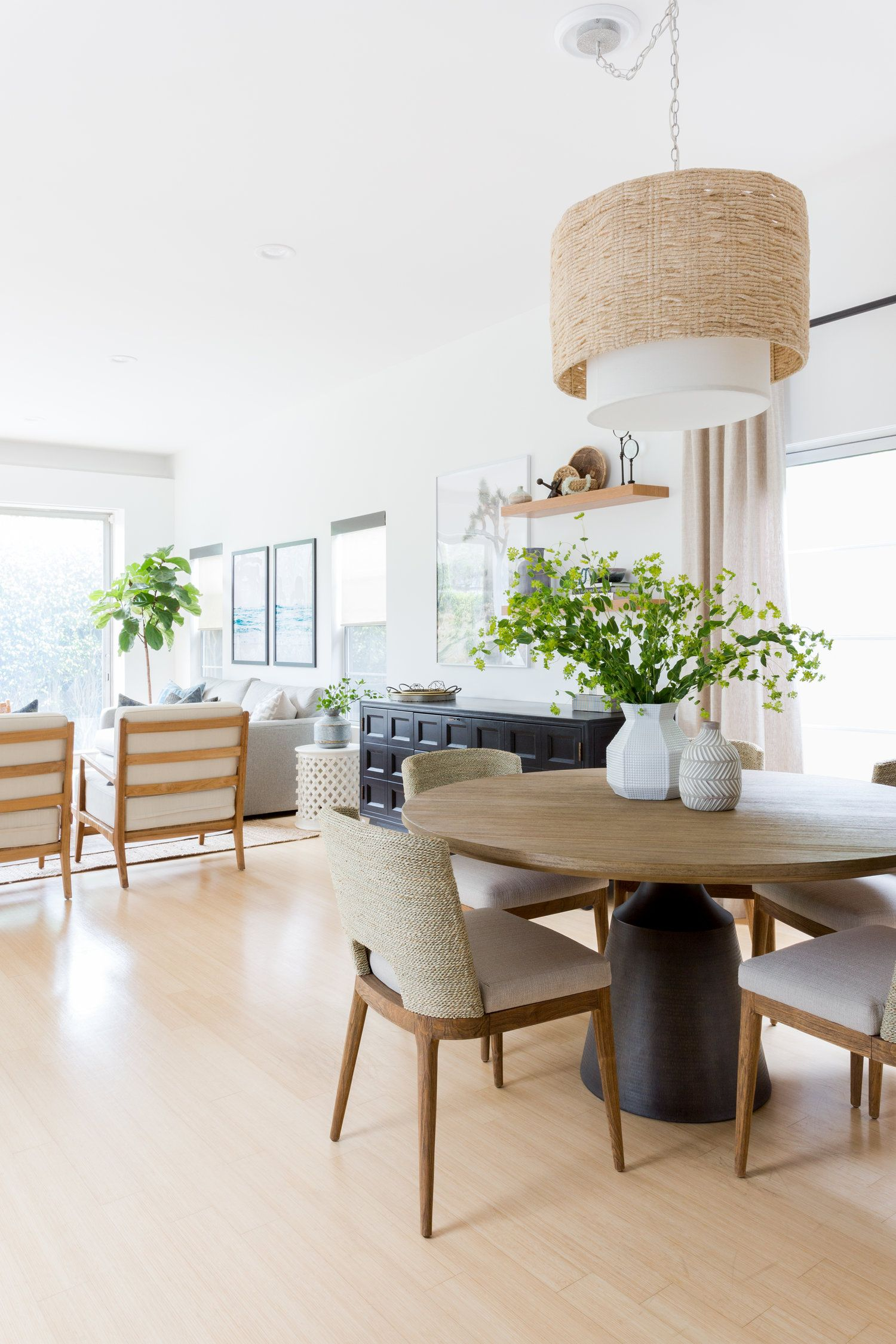 Dining Room: Navy Street | Casual dining rooms, Dining ...