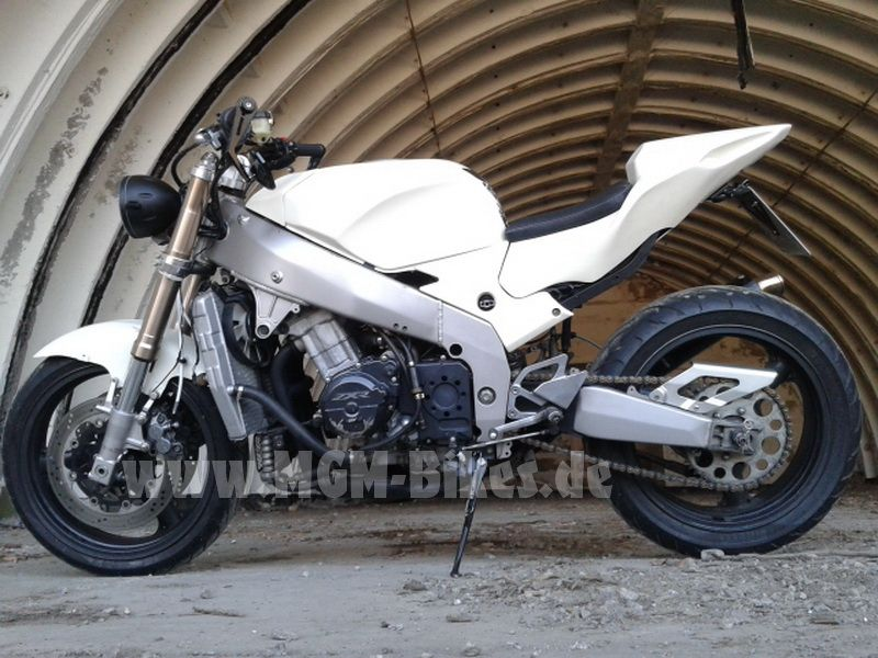 MGM BIKES Kawasaki ZXR400 Custom