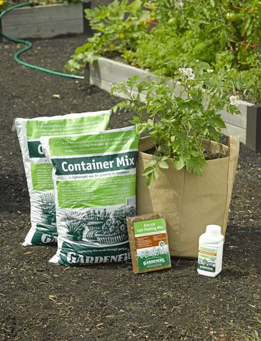 Gardener S Best Potato Grow Bag Holds 50 Quarts Of Soil Grow