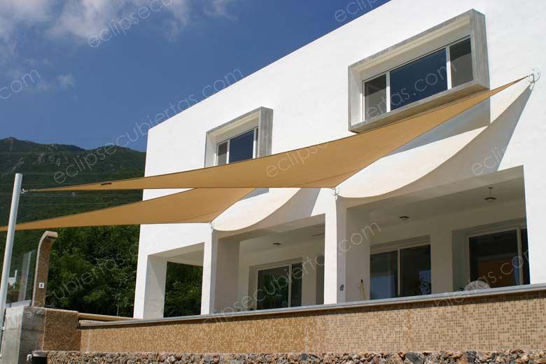 Mallasombra tensoestructuras velarias parasoles lonas - Lonas para el sol ...