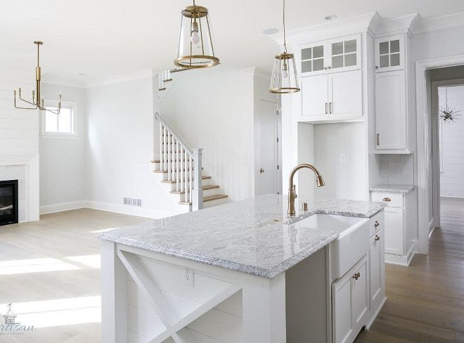 Open Kitchen Design That Could Work In Our House Cabinets