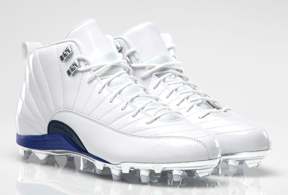 1522a004253 Last year Jordan Brand fitted its NFL sponsored athletes in Air Jordan IX  inspired cleats. This year