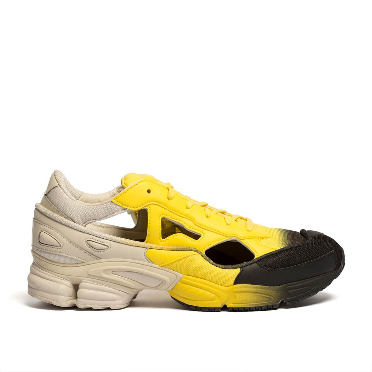 0eade7a0c Replicant Ozweego sneakers from the S/S2019 Raf Simons x Adidas collection  in multicolor