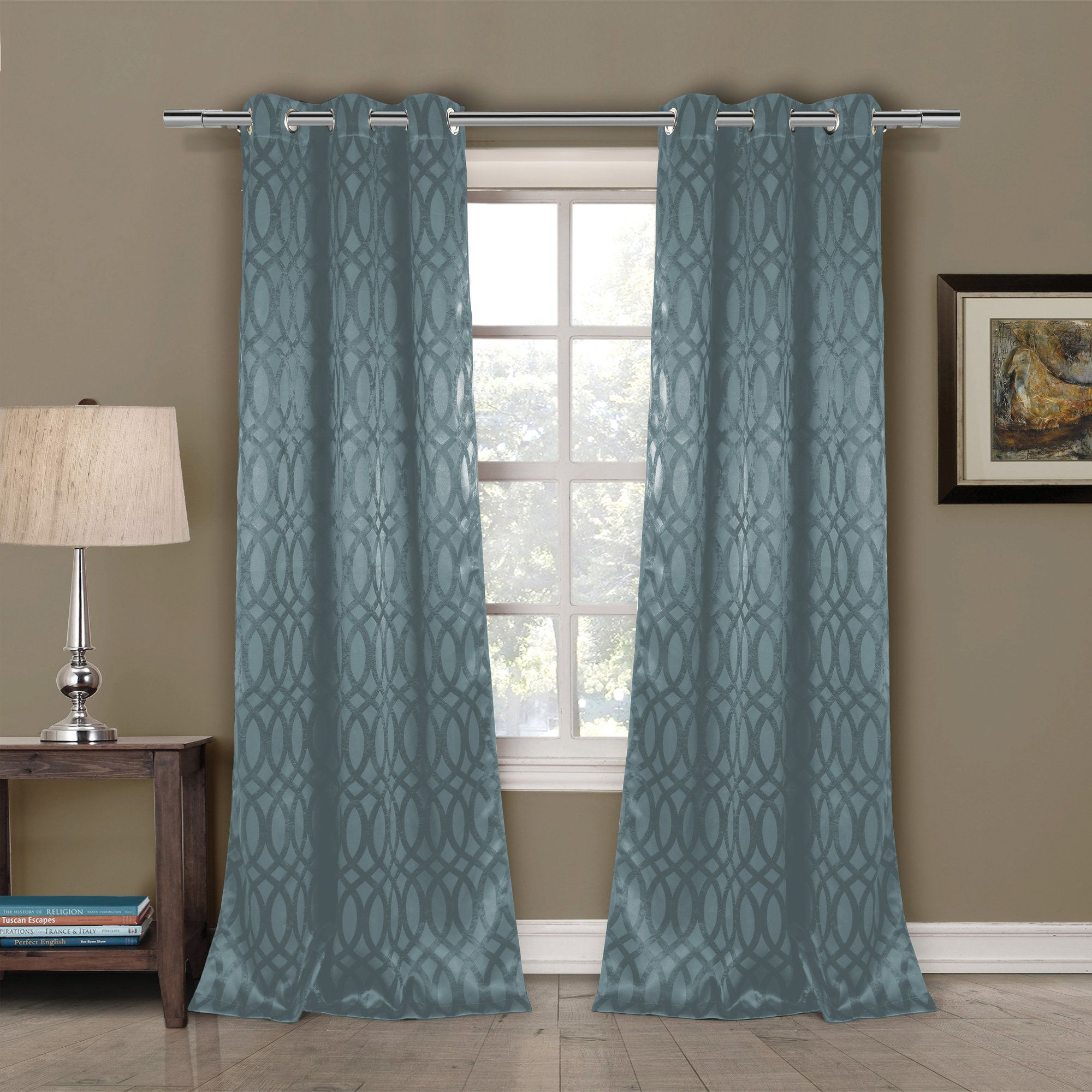 Andrew Blackout Curtain Panels