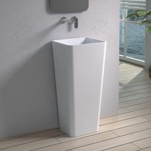 Dw 131 16 X 14 Pedestal Sinks Stylish Bathroom Modern Style Design