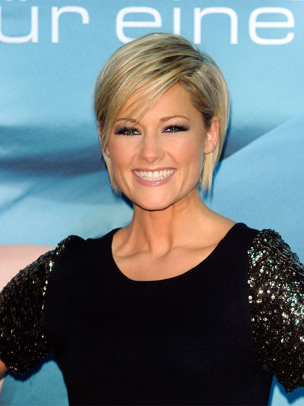 Distinctive Helene Fischer Frisuren 2015 Hairstyles Pinterest