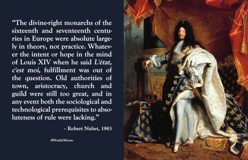 """""""The divine-right monarchs of the sixteenth and ..."""
