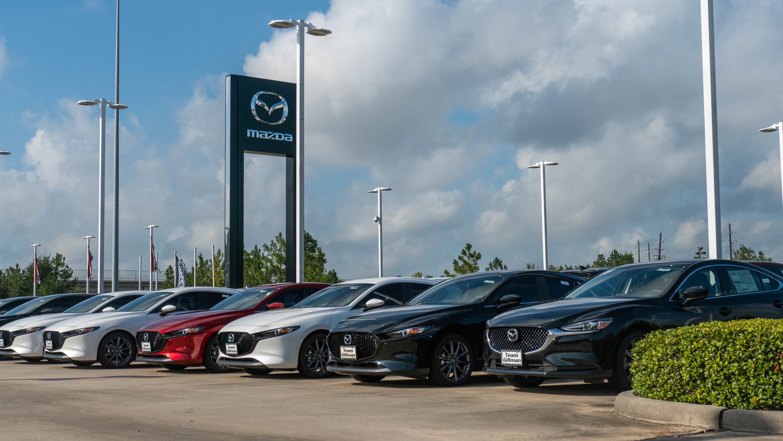 Car Lot Mazda Car Dealership Instagram