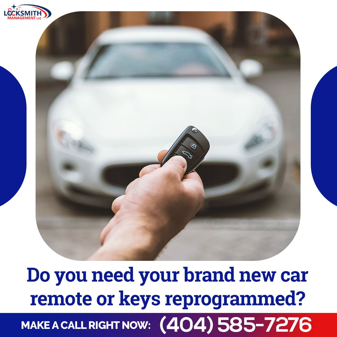 If You Need Any Help With Car Key Programming Electronic